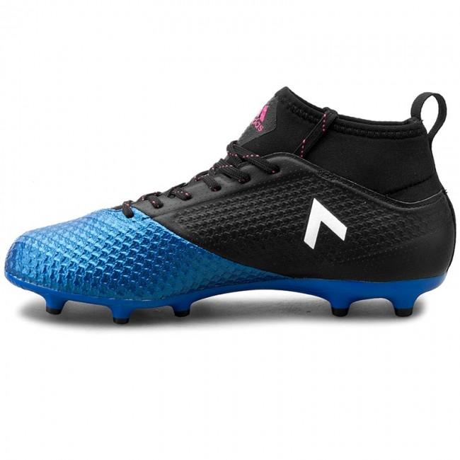 Shoes adidas - Ace 17.3 Primemesh Fg BA8505 Cblack Ftwwht Blue - Football -  Sports shoes - Men s shoes - www.efootwear.eu dd9cb032f