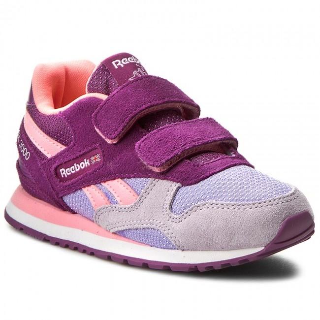 Shoes Reebok - Gl 3000 2V SP BD2446 Aubergine/Pink/Lavendr