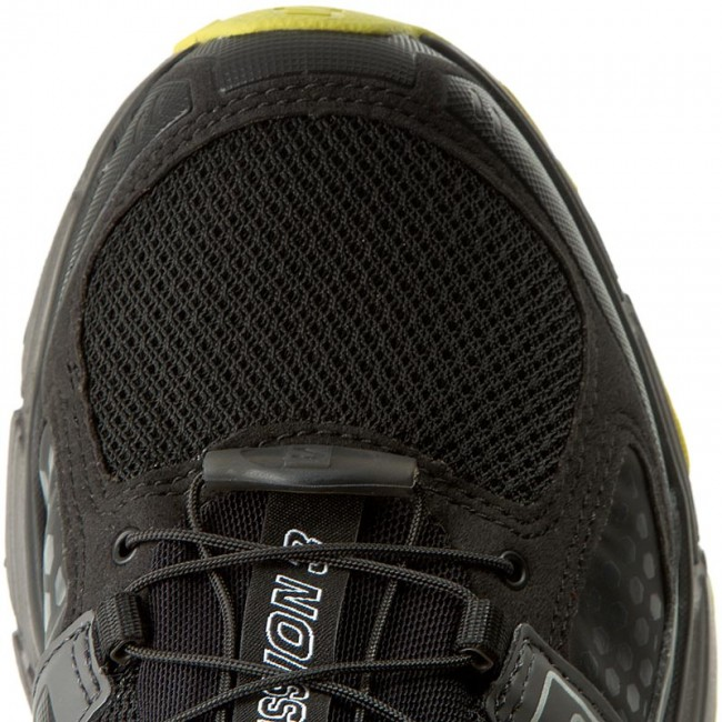 Schuhe SALOMON X Mission 3 393255 27 W0 BlackMagnet