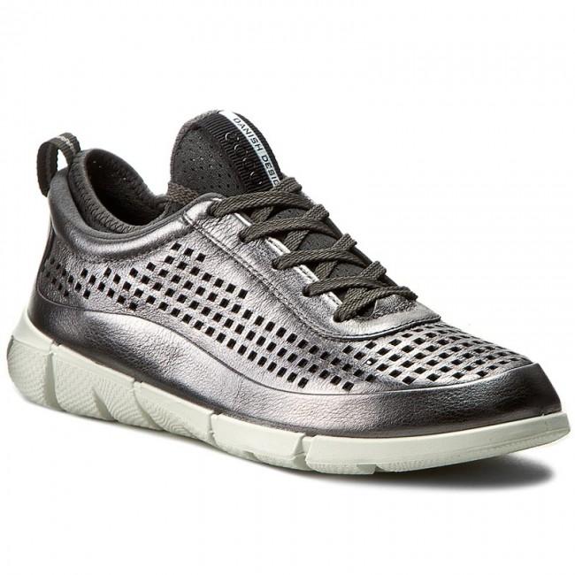 Sneakers ECCO - Intrinsic 1 86001359222 Dark Shadow Metallic