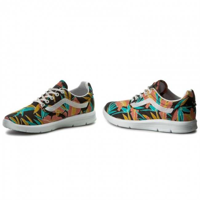 ef255400a1 Sneakers VANS - Iso 1.5 VN0A2Z5SN71 (Tropical Leaves) Black ...