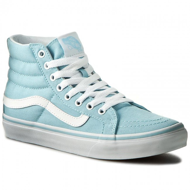 37bf5596f9 Sneakers VANS - Sk8-Hi Slim VN0A32R2MQW Crystal Blue True White ...