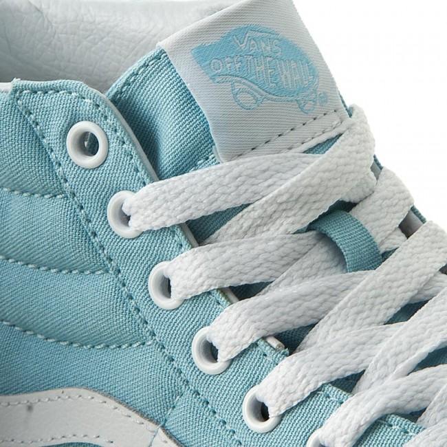 Sneakers VANS - Sk8-Hi Slim VN0A32R2MQW Crystal Blue True White ... dbbed44536