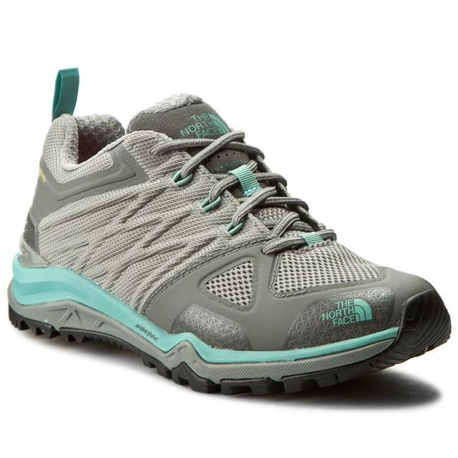 Trekker Boots THE NORTH FACE  Ultra Fastpack II Gtx GORETEX T0CCG9TFE Moon Mist GreyAgate Green  Trekker boots  Low shoes  Womens shoes       0000199282928