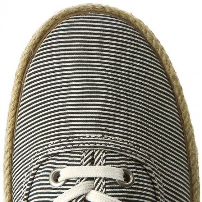 Espadrilles VANS Authentic Esp VN0A38ON4M Micro Stripes