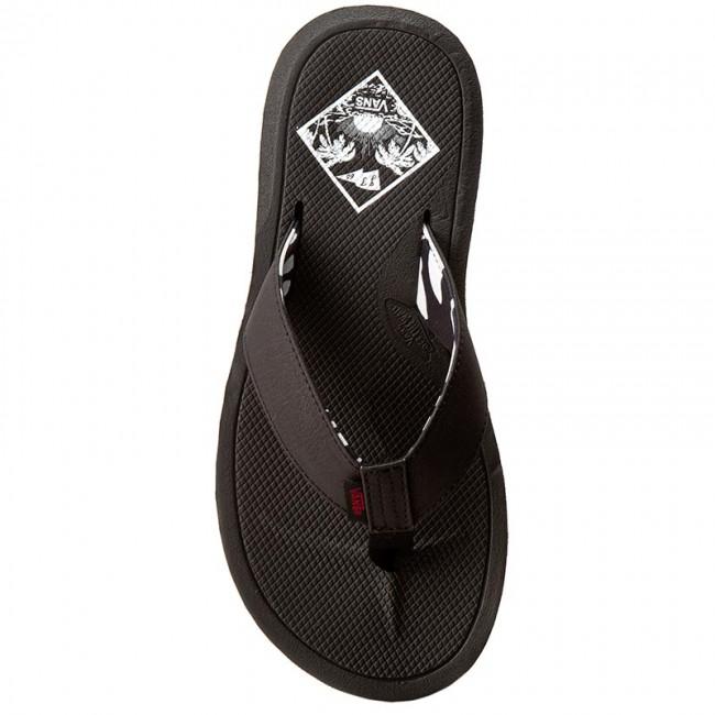 b718ea44834b Slides VANS - Nexpa Synthetic VN0A347QN3B (Joel Tudor) Black - Flip-flops -  Mules and sandals - Men s shoes - www.efootwear.eu