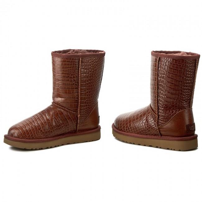 Shoes UGG - W Classic Short Croco 1012900 W/Spc