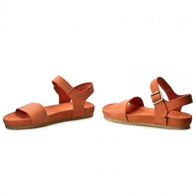 68f5ae402f922 Sandals CLARKS - Dusty Soul 261227354 Light Coral - Casual sandals ...