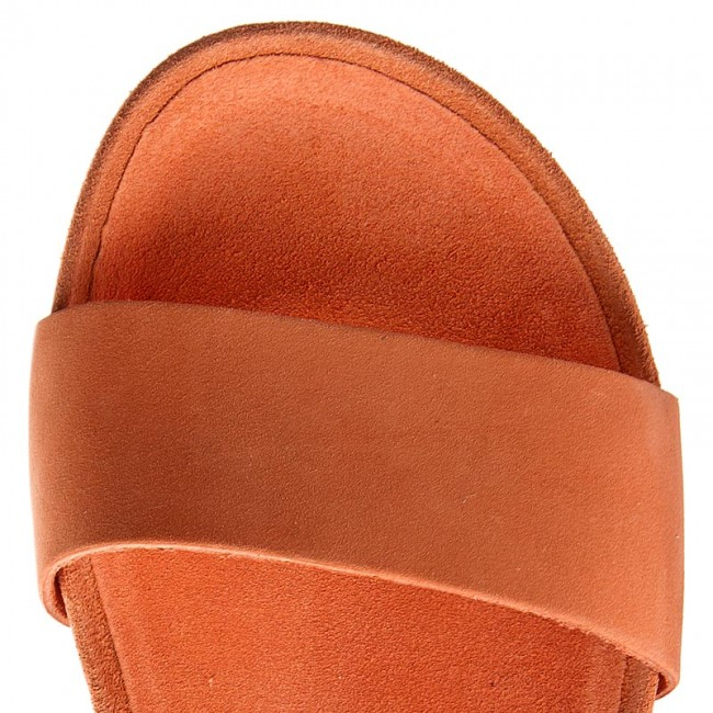 8bb72e8563b9d Sandals CLARKS - Dusty Soul 261227354 Light Coral - Casual sandals -  Sandals - Mules and sandals - Women s shoes - www.efootwear.eu