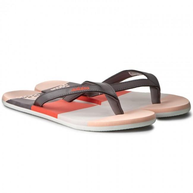 huge discount 53d93 d1356 Slides adidas - Eezay Striped W S80425 TragreHazcorEascor - Flip-flops -  Mules and sandals - Womens shoes - www.efootwear.eu