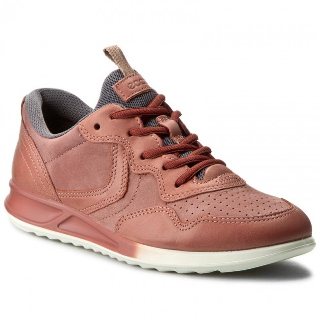 Sneakers ECCO - Genna 28354350342 Petal/Petal/Titanium