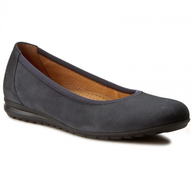 Nightblue Shoes 620 46 Flats Women's Gabor 62 Low DEH2bW9IYe
