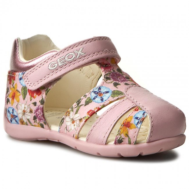 Sandals GEOX - B Kaytan G. D B6251D 01085 C8010 Jasny Różowy ... 8dfa719dec5a