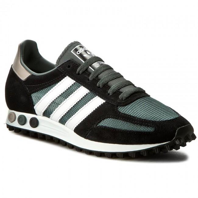 Chaussures adidas La Trainer Og BB2861 Utivy Ftwwht CNoir Baskets