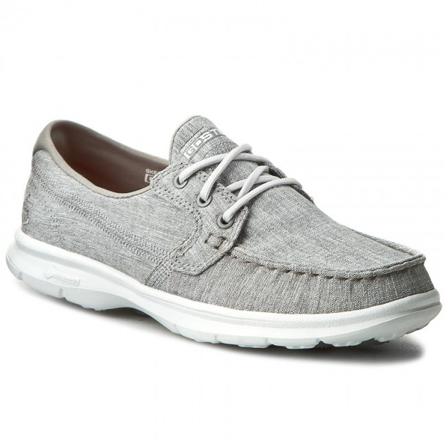 c5746cd38967 Shoes SKECHERS - Marina 14415 GRY Gray - Flats - Low shoes - Women s ...