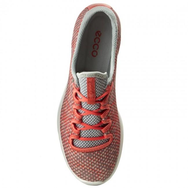 Shoes ECCO Sense 28404350559 Coral BlushConcreteCoral Blush