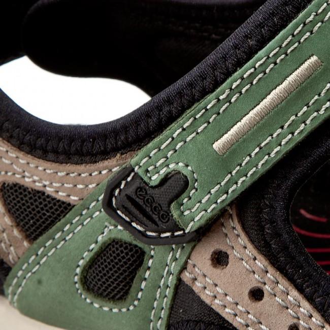 7637ed561ea1 Sandals ECCO - Offroad 06956350311 Frosty Green Moon Rock Frosty ...
