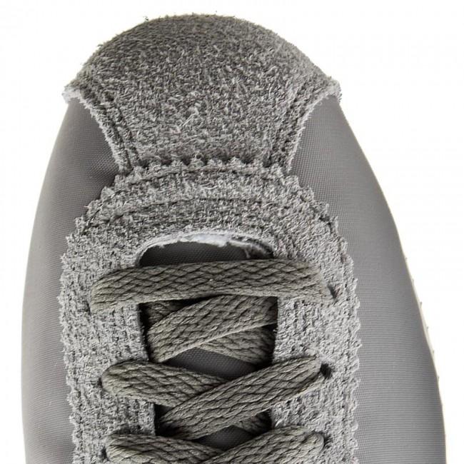 sports shoes b541a 96c2e Shoes NIKE - Classic Cortez Nylon Prem 876873 001 Grey - Sneakers - Low  shoes - Men s shoes - www.efootwear.eu