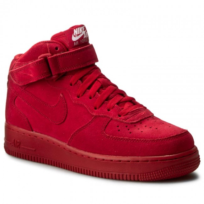 Shoes NIKE - Air Force 1 Mid  07 315123 609 Gym Red Gym Red White ... 92d34e95c91