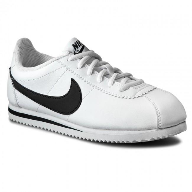 Shoes NIKE - Cortez (Gs) 749482 102 White/Black