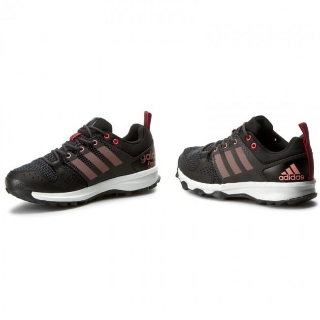 best website cf855 9f35c Shoes adidas - Galaxy Trail W BB4466 CblackStibr