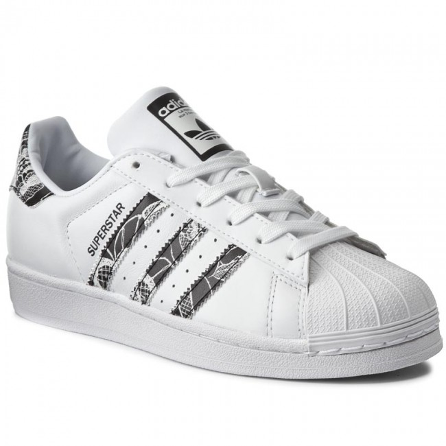 scarpe adidas superstar w bb0531 ftwwht / cblack / spray.