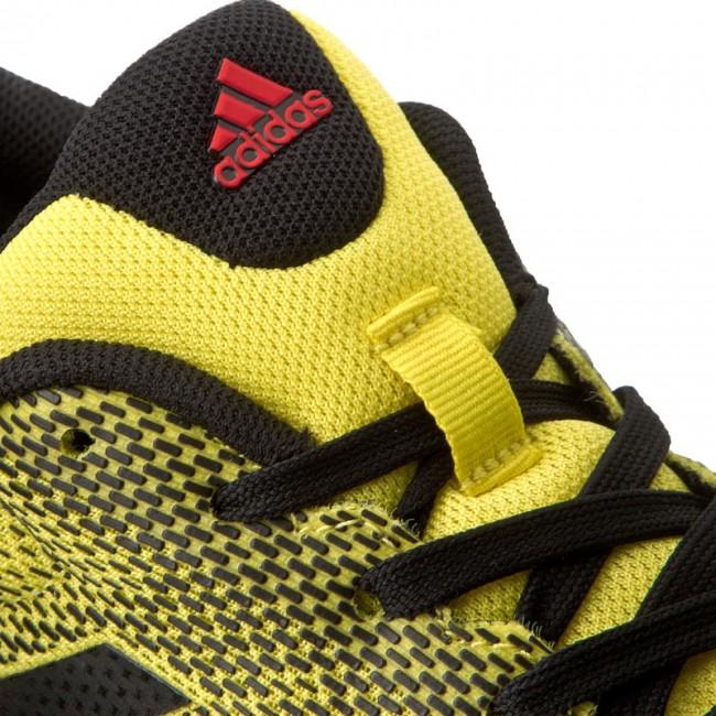 2fe7d435336b1 Shoes adidas - Mana Bounce 2 M Aramis B39022 Byello Cblack - Indoor ...
