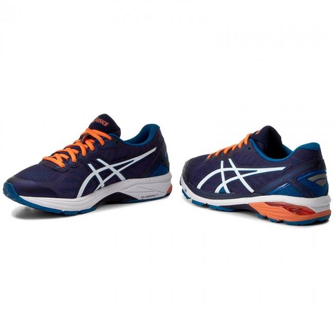 Shoes ASICS - Gt-1000 5 T6A3N Indigo Blue Snow Hot Orange 4900 ... 162b72f889
