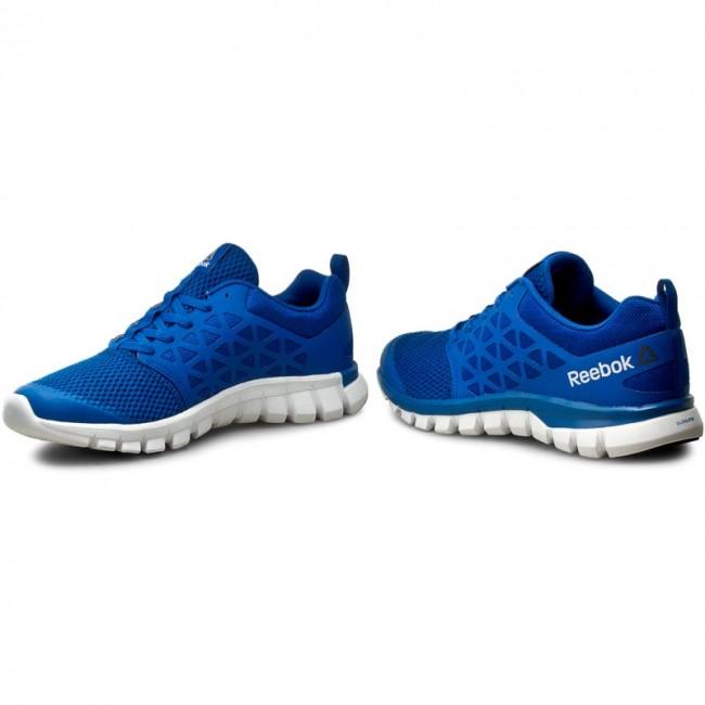 5d2c61240fb1 Shoes Reebok - Sublite Xt Cushion 2.0 Mt BD5536 Blue Black Wht Pwtr ...
