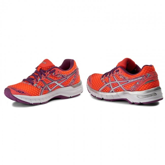 Shoes ASICS - Gel-Excite 4 T6E8N Flash Coral Silver Orchid 0693 - Indoor -  Running shoes - Sports shoes - Women s shoes - www.efootwear.eu 21517d5b39