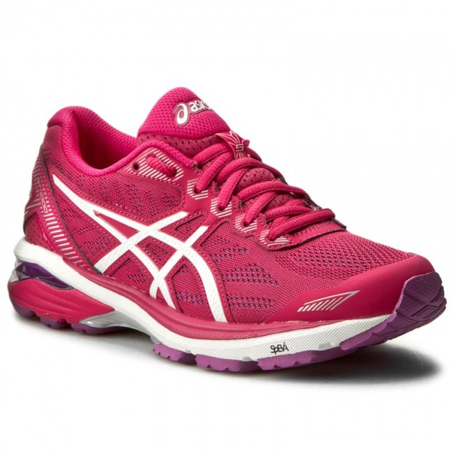 Shoes ASICS - GT-1000 5 T6A8N Bright Rose/White/Orchid 2101