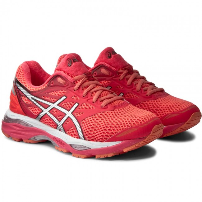 c994c7bb31c Shoes ASICS - Gel-Cumulus 18 T6C8N Diva Pink Silver Coral Pink 2093 -  Indoor - Running shoes - Sports shoes - Women s shoes - www.efootwear.eu