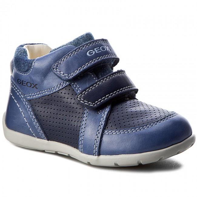 6e3e23fe444f3 Boots GEOX - B Kaytan B. B B7250B 08513 C0693 Morski/J.Niebieski ...