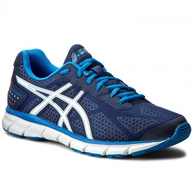 Shoes ASICS - Gel-Impression 9 T6F1N Indigo Blue/White/Electric Blue 4901