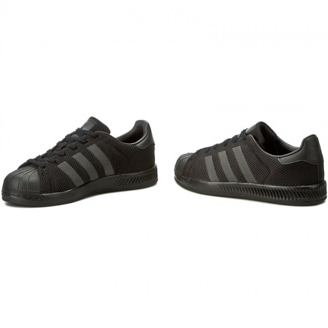 Shoes adidas - Superstar Bounce S82237 Cblack Cblack - Sneakers ... 2d82ba033