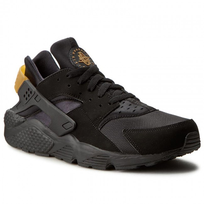 a3bfae359c080 Shoes NIKE - Air Huarache 318429 025 Black Metallic Gold - Sneakers ...