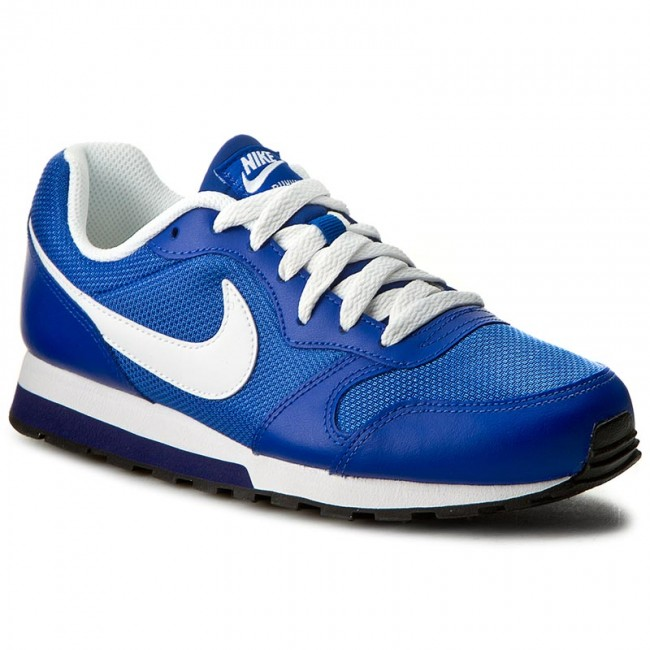 235c94247600f9 Shoes NIKE - Md Runner 2 (Gs) 807316 402 Game Royal White Dp Ryl Bl ...