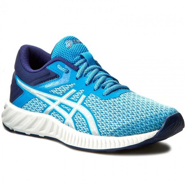 cf1442f7d342 Shoes ASICS - FuzeX Lyte 2 T769N Diva Blue Silver Indigo Blue 4393 ...