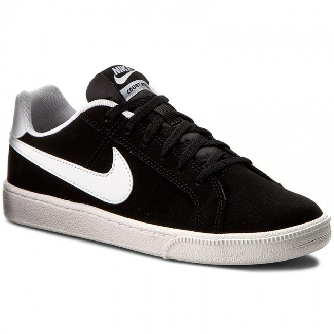 e6780f5fed7d5f Shoes NIKE - Court Royale (GS) 833535 002 Black White - Sneakers ...
