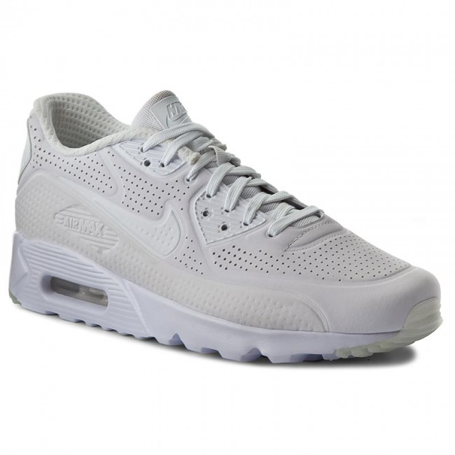 34b72e0b76600c Shoes NIKE - Air MAx 90 Ultra Moire 819477 111 White White White ...