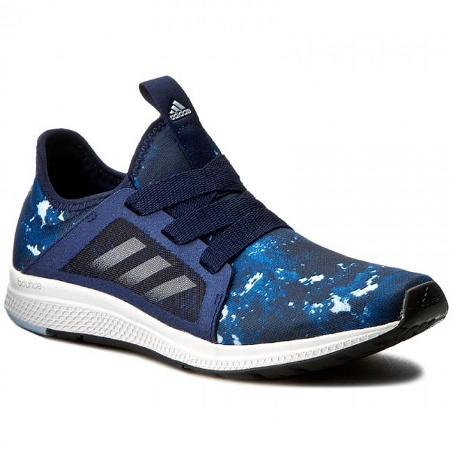 scarpe adidas edge lux w bw0417 conavy / frlgb indoor correndo