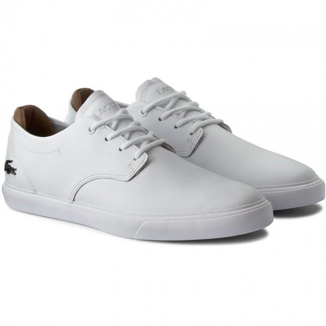ca0b4a6f9c Sneakers LACOSTE - Espere 117 1 CAM 7-33CAM1040001 Wht - Sneakers - Low  shoes - Men's shoes - www.efootwear.eu