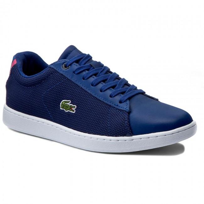 Sneakers LACOSTE - Carnaby Evo 117 1 7-33SPW1010125 Blu 3eSZq