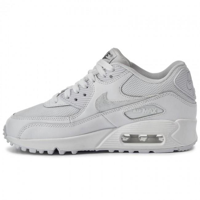 Shoes Grey Whitewhitecool gs Nike Max Mesh 90 100 Air 724824 rUrpAFqw
