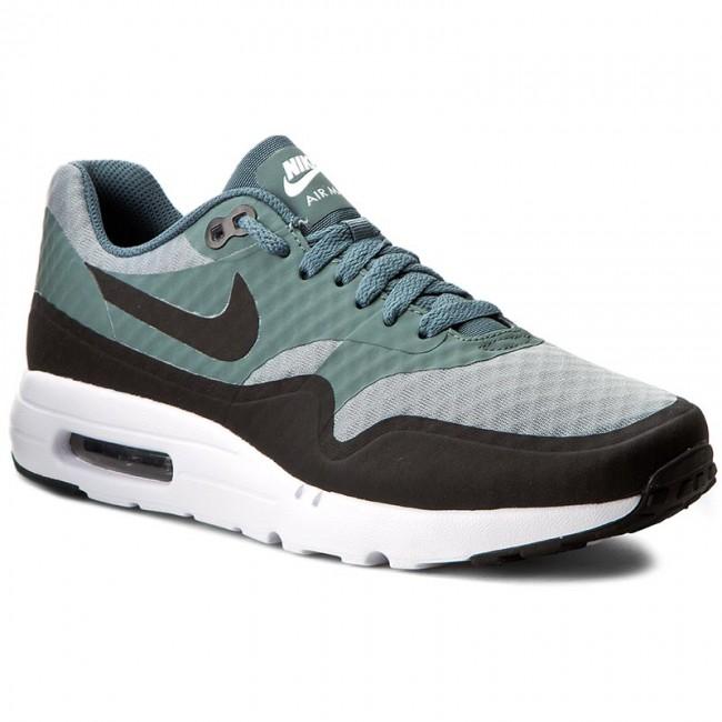 the latest 3efc9 0a8d2 Shoes NIKE. Air Max 1 Ultra Essential 819476 007 Shark Black Hasta White