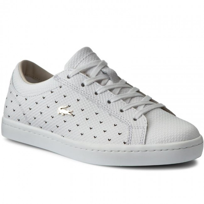 Sneakers LACOSTE - Straightset 117 3 Caw 7-33CAW10170041 Wht
