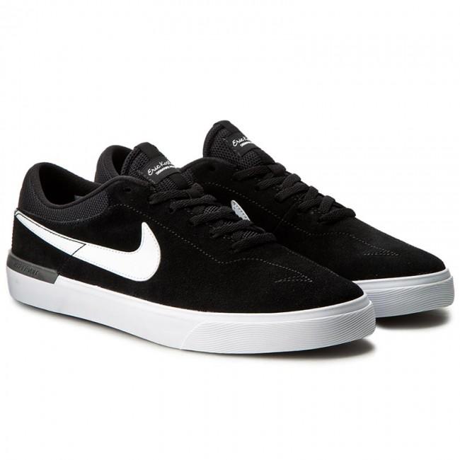 quality design ffb39 22b9c Shoes NIKE - Sb Koston Hypervulc 844447 001 Black White Dark Grey ...