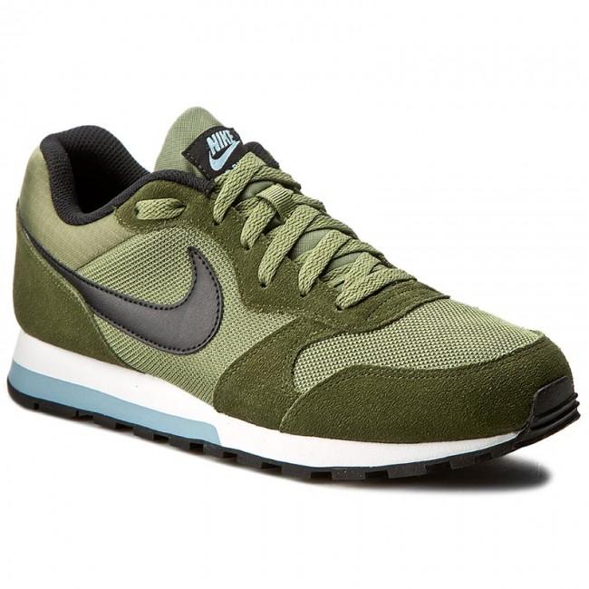Shoes NIKE - Md Runner 2 749794 300 Legion Green Black Palm Green ... e4989b03bb44