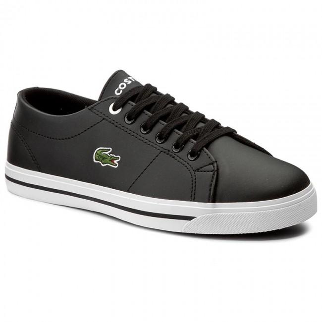 302c9bece Sneakers LACOSTE - Marcel 117 1 CAJ 7-33CAJ101702H Blk/Blk ...