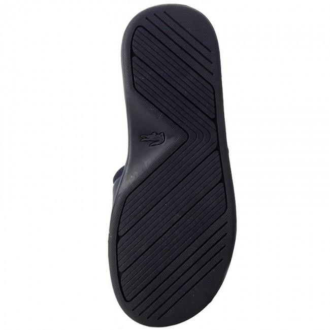 ab74abfc5 Slides LACOSTE - L.30 Slide Sport Spm 7-31SPM2169003 Navy - Clogs and mules  - Mules and sandals - Men s shoes - www.efootwear.eu